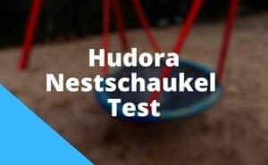 Hudora Nestschaukel Test