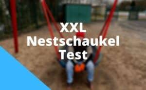 XXL Nestschaukel Test