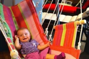 Babyschaukel Tipps