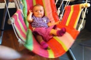 Babyschaukel Vorteile