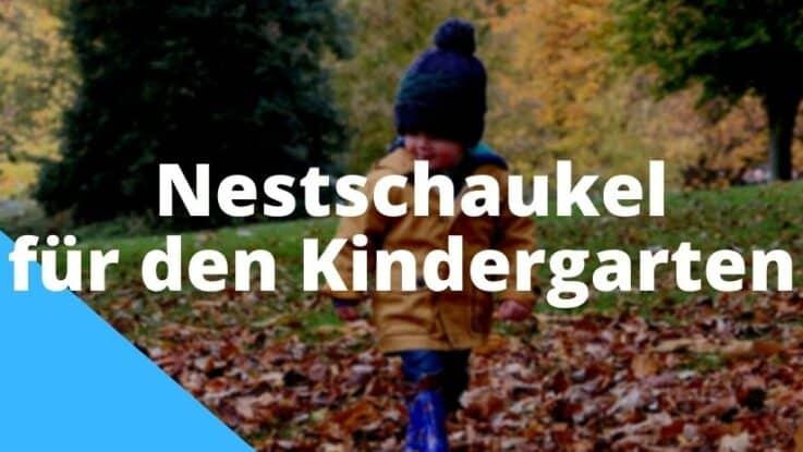 Nestschaukel für den Kindergarten
