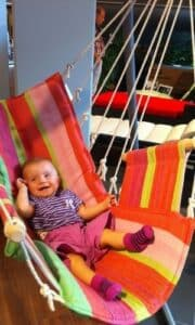 Babyschaukel Motor Vorteile