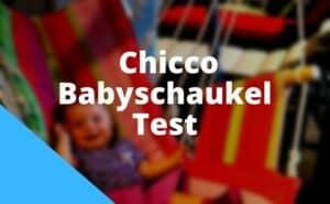 Chicco Babyschaukel Test